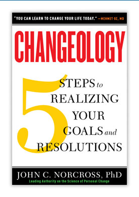 Changeology by Dr. John Norcross